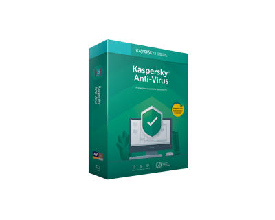 Kaspersky Anti-Virus, 1 PC, 1 an
