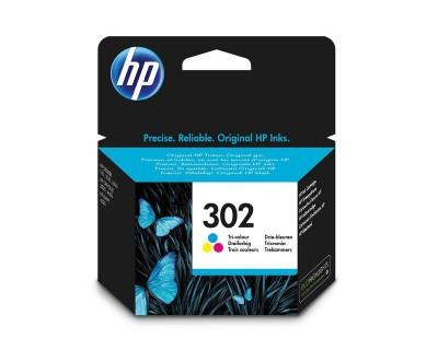 HP cartouche 302 trois couleurs