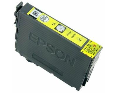 Epson cartouche 18 jaune