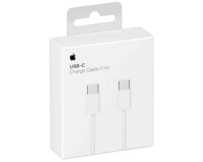 Apple Câble chargeur USB C - USB C 1 m
