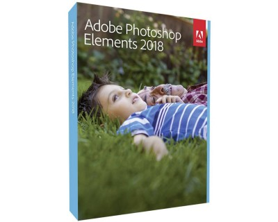 Adobe Photoshop Elements 2018 Windows, Mac