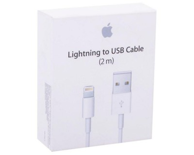 Apple câble Lightning vers USB (2 m)